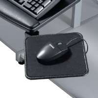 Low Profile Adjustable Keyboard Tray