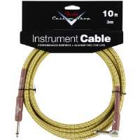Custom Shop 10' Instrument Cable, Angled