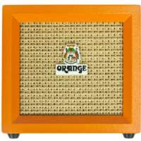 Orange CR3 3 watt 'Micro Crush' combo