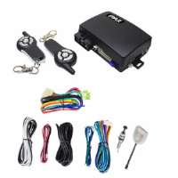 Pyle 4-Button Remote Start/Door Lock Vehicle Security System