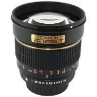 Rokinon 85mm f/1.4 Aspherical Lens for Olympus DSLR Cameras