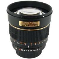 Rokinon 85mm f/1.4 Aspherical Lens for Pentax DSLR Cameras