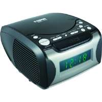 Naxa Digital Alarm Clock with Digital Tu