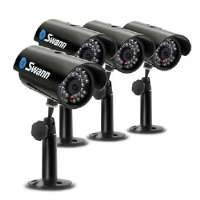 Swann PNP-150 Maxi Outdoor Camera 4 Pack