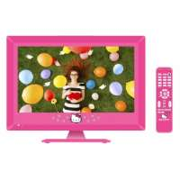 Hello Kitty 15&quot; LED Television with Remote Control