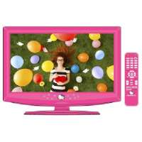 Hello Kitty 19&quot; LCD Television with Remote Control