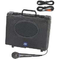 AMPLIVOX S222 AUDIO PORTABLE BUDDY PA SYSTEM (WIRED)