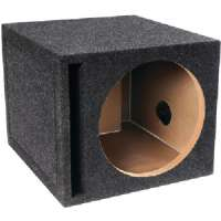 "ATREND-BBOX E15SV B BOX SERIES SINGLE VENTED SUBWOOFER ENCLOSURE (15"")"