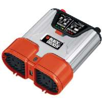 BLACK and DECKER PI500BB 500-WATT POWER INVERTER