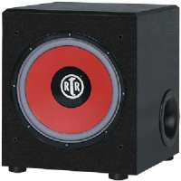 BIC RTR RTR-EV1200 12&quot; 475-WATT EVICTION SERIES FRONT-FIRING SUBWOOFER
