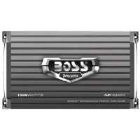 BOSS AUDIO AR1500M ARMOR MONOBLOCK MOSFET POWER AMPLIFIER WITH REMOTE SUBWOOFER LEVEL CONTROL (1500W)