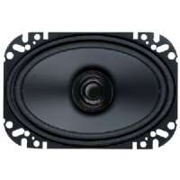 "BOSS AUDIO BRS46 BRS SERIES DUAL-CONE REPLACEMENT SPEAKER (4"" X 6"")"