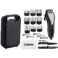 CONAIR HCT21 CUT 'N DETAIL HAIRCUT KIT