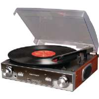 CROSLEY RADIO CR6005A-MA TECH TURNTABLE