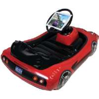 CTA DIGITAL PAD-SC IPAD(R) WITH RETINA DISPLAY/IPAD(R) 3RD GEN/IPAD(R) 2 INFLATABLE SPORTS CAR