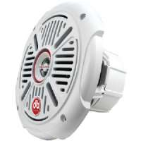 "DB DRIVE AMPHIBIOUS APS 6.0W 6.5"" OKUR AMPHIBIOUS 2-WAY SPEAKERS (WHITE)"
