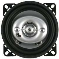 "DB BASS INFERNO BI40 4-WAY SPEAKERS (4"")"