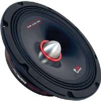 "DB DRIVE P3M 6C 8_ PRO AUDIO HIGH-EFFICIENCY SHALLOW-MOUNT DIE-CAST MIDRANGE SPEAKER (6.5"")"