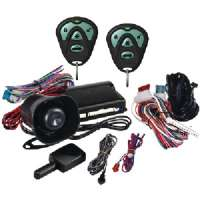 3100 ONE-WAY SECURITY SYSTEM WITH SIREN