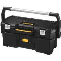 "DEWALT DWST24070 24"" TOTE WITH POWER TOOL CASE"