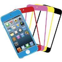 DREAMGEAR ISOUND-5296 IPOD TOUCH(R)5G PREMIUM CUSTOM COLORS SCREEN PROTECTORS
