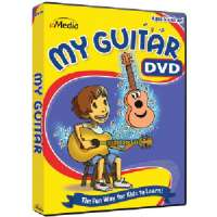 EMEDIA DG09091 MY GUITAR DVD