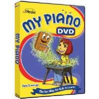 EMEDIA DG09094 MY PIANO DVD