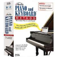 EMEDIA MUSIC EK02101 PIANO and KEYBOARD METHOD V3