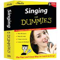 EMEDIA FD08111 SINGING FOR DUMMIES