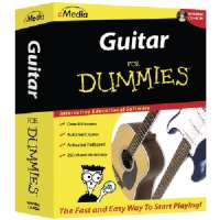 FOR DUMMIES FD12091 GUITAR FOR DUMMIES