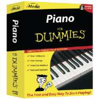 FOR DUMMIES FD12093 PIANO FOR DUMMIES