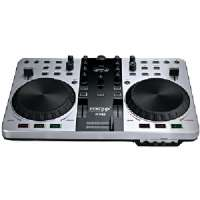 GEMINI FIRSTMIX PRO ADVANCED USB MIDI DJ CONTROLLER WITH SOUNDCARD