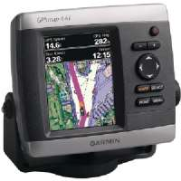 GARMIN 010-00766-00 GPSMAP(TM) 441 MARINE GPS RECEIVER