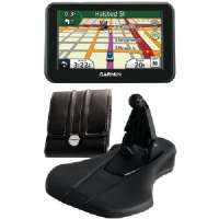 GARMIN NUVI 40 GPS RECEIVER AND THE GARM