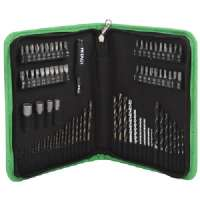 83-PIECE DRILL and DRIVER BIT SET