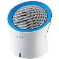 ILIVE ISB03W BLUETOOTH(R) SPEAKER WITH 3 COLOR RINGS