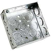 "52151 UTILITY OUTLET BOX (4"" X 4"")"