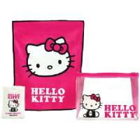 HELLO KITTY 902848 18-ML SCREEN CLEANER W/CLOTH and PURSE
