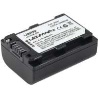 LENMAR LISH50 SONY(R) NP-FH50 CAMCORDER REPLACEMENT BATTERY