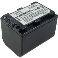 LENMAR LISH70 SONY NP-FH70 REPLACEMENT BATTERY