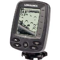 LOWRANCE 000-10229-001 X4 PRO FISHFINDER