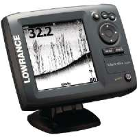 LOWRANCE 000-10233-001 MARK-5X DSI FISHFINDER