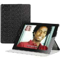 MERKURY M-IP3FL30 THE NEW IPAD(R) 3RD GEN/IPAD(R) 2 SMART SNAP FOLIO WITH DIGITAL PATTERN