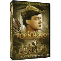 MILL CREEK 07058 THE ADVENTURES OF ROBIN HOOD: THE COMPLETE SERIES