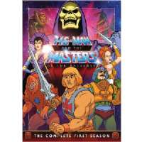 MILL CREEK 07100 HE-MAN and MASTERS OF THE UNIVERSE, SEASON 1