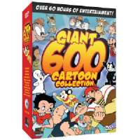 MILL CREEK 45140 GIANT 600 CARTOON COLLECTION