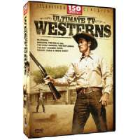 MILL CREEK 50549 ULTIMATE TV WESTERNS, 150-EPISODE SET