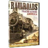 MILL CREEK 50960 RAILROADS: TRACKS ACROSS AMERICA
