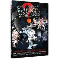MILL CREEK 50974 AMERICA'S 60 GREATEST UNSOLVED MYSTERIES and CRIMES