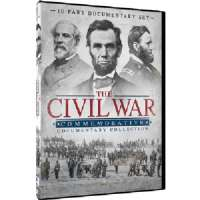 MILL CREEK 52569 THE CIVIL WAR COMMEMORATIVE DOCUMENTARY COLLECTION
